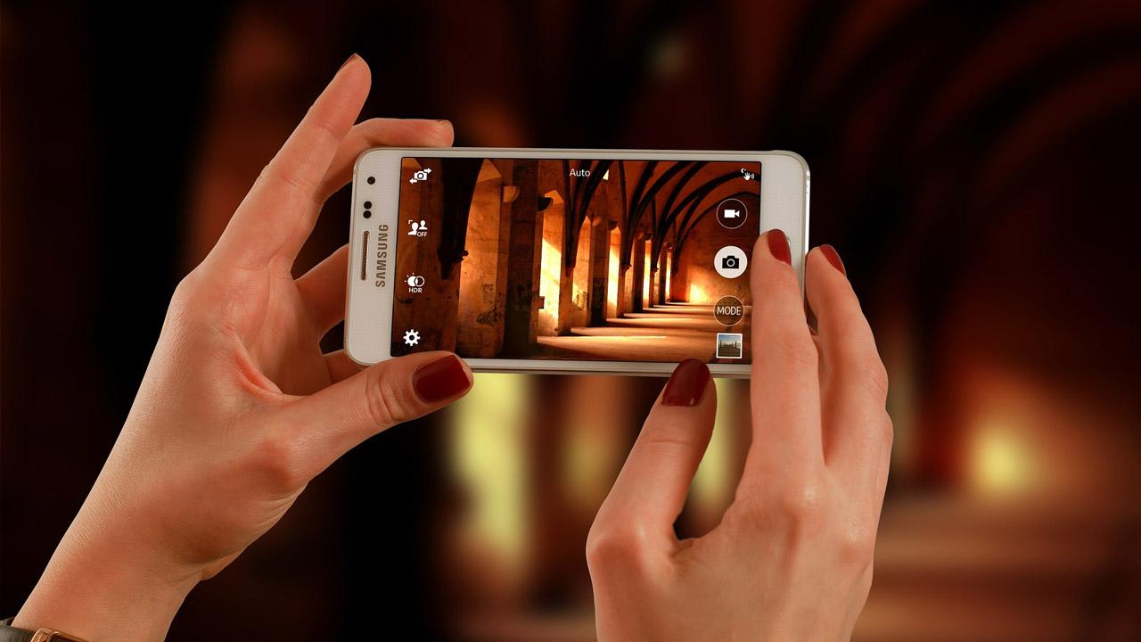 Veja como tirar boas fotos com o seu telefone para as mídias sociais
